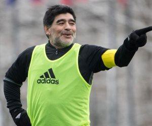 الدوحة على رأسها بطحه.. ماذا قال مارادونا عن تنظيم قطر لمونديال 2022؟