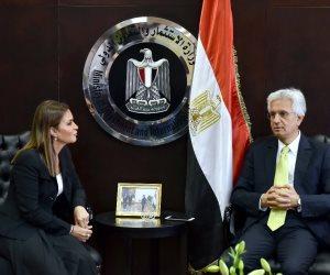 ثلاثاء «الاستثمار» السعيد.. عميد المديرين بالبنك الدولي يشيد بإصلاحات مصر الاقتصادية