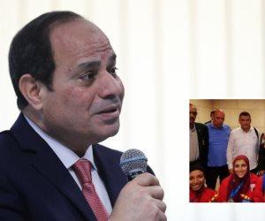 كرّمهم يا سيادة الرئيس.. أصحاب 45 ميدالية مصرية في إسبانيا ينتظرون احتفاء الدولة