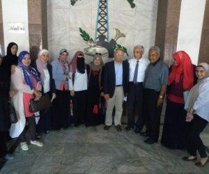 بدعم من القيادة السياسية.. «حرحور» يسلم شهادات «أمان» مجانا لسيدات شمال سيناء (صور)