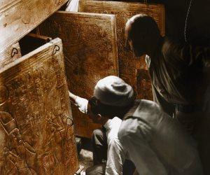 رغم مرور 96 عاما على اكتشاف مقبرة توت.. الفرعون الصغير لم يبح بكامل أسراره