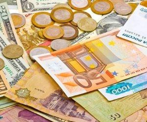 أسعار العملات الأجنبية اليوم الخميس 14-11-2019.. انخفاض الدولار واليورو أمام الجنيه