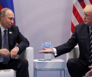 هل يزور بوتين أمريكا؟.. ترامب يود استكمال مباحثاته مع الرئيس الروسي في البيت الأبيض