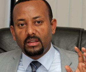 رئيس الوزراء الإثيويى أبى أحمد يفوز بجائزة نوبل للسلام