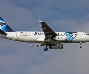 مصر للطيران تسير اليوم 38 رحلة دولية ورحلات استثنائية إلى السعودية وتونس