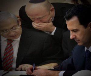 «خلاص تنزل المرة دي».. أسباب تراجع إسرائيل عن إسقاط الأسد