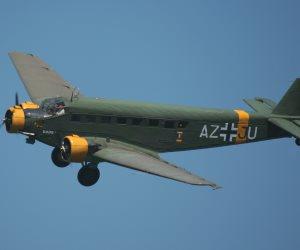 مكوناتها معجزة.. العثور على طائرة ألمانية من الحرب الثانية في جزيرة رودس