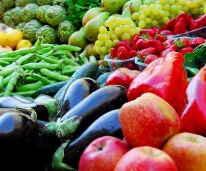 ننشر أسعار الخضروات والفاكهة اليوم الاثنين 1-6-2020.. الخوخ بـ 4 جنيهات للكيلو