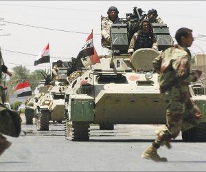 رغم حالة عدم الاستقرار.. العراق يظهر العين الحمراء للإرهابيين