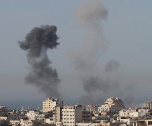 تفاصيل «سبت القصف» على غزة.. غارات إسرائيلية على مواقع حماس يتبعها رد «قسامي»
