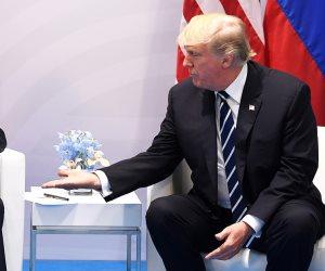 ترامب يعادي الجميع.. عندما ظهر بوتين