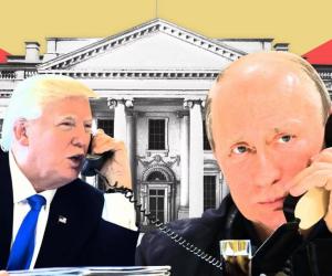 موسكو وواشنطن على طاولة روليت.. هل يختار ترامب معاداة بوتين أم يقامر ببقاء إدارته؟