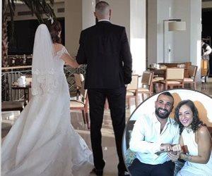 بعد زواج أثار الجدل.. أحمد سعد ينفصل عن سمية الخشاب