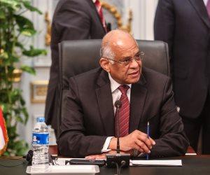 رئيس البرلمان يهنئ السيسي بذكرى المولد النبوي: ما أحوجنا للعمل