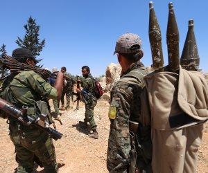 4 كيلو مترات تحسم وجود داعش في سوريا.. والعراق ينشر جنوده