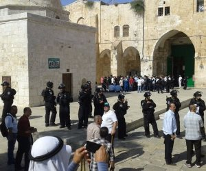 انتهاكات إسرائيل في الأراضي المحتلة خلال أغسطس: اقتحمت الأقصى 22 مرة و51 منعت رفع الآذان