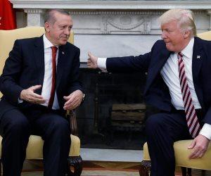"""قبل الرحيل.. """"ترامب"""" يضع الكلمة الأخيرة في نهاية أردوغان"""