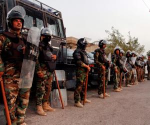 وقوع إصابات في صفوف التنظيم الإرهابي.. تفاصيل قصف تجمع لداعش في ديالي بالعراق