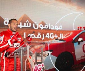 """فودافون تحصل على شهادة """"أفضل شبكة محمول فى مصر"""" من P3 العالمية وتطلق خدمات الـ4G+ في مصر"""