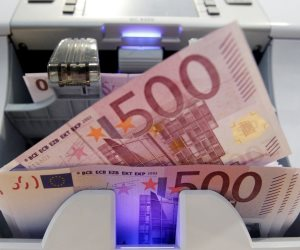 أسعار العملات الأجنبية اليوم الإثنين 20-1-2020.. اليورو ينخفض بقوة