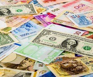 ننشر أسعار العملات الأجنبية اليوم الخميس 15-8-2019 أمام الجنيه المصري