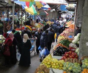 أسعار الخضروات والفاكهة في الأسواق اليوم السبت 4-4-2020