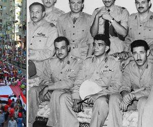 23 يوليو تلهم ملايين 30 يونيو: من 1952 إلى 2013.. ثورتان مختلفتان وأهداف واحدة