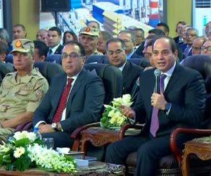 """""""عالمية بأيدٍ مصرية"""".. 10 معلومات عن مشروعات كهرباء """"العاصمة الإدارية والبرلس وبني سويف"""""""