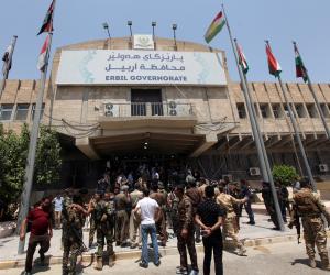 اتهامات الفساد تطيح بـ 5 من مسؤولي الانتخابات العراقية