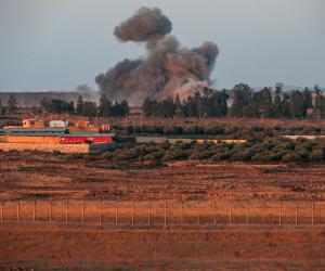 قوات سوريا الديمقراطية: تركيا تستعين بالإخوان في العدوان على سوريا