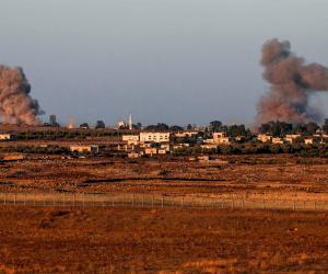 في قصف طيران للتحالف الدولي.. تفاصيل تدمير مستشفى هجين جنوب دير الزور السورية