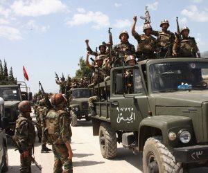 الجيش السوري يوجع قوات أردوغان.. ويواصل تقدمه في إدلب