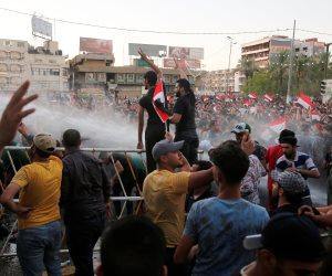 في ظل موجة عنف.. أمريكا تطالب بغداد بحماية المتظاهرين العراقيين (فيديو)