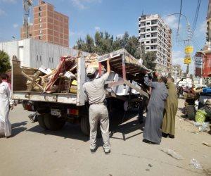 العاصمة تنفذ 2246 قرار إزالة «إدارية» في 7 أيام
