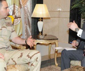 في أول حوار صحفي له.. المتحدث العسكري يكشف: كيف تدار العمليات في سيناء وعلى الحدود؟