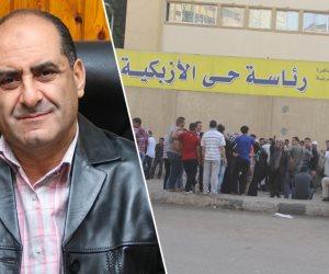 """ملف رئيس حى الأزبكية يصل البرلمان.. نواب يتحركون لمواجهة مخالفات """"صبرى عبده"""""""