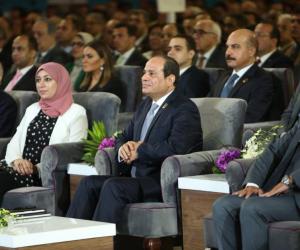 «لن ننجح إلا بكم».. كيف علق الرئيس السيسي على نظام التعليم الجديد؟