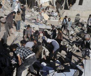 الميليشيات الحوثية تواصل خرق الهدنة في اليمن.. قصف لمواقع القوات المشتركة بالجنوب