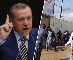 ديكتاتور تركيا يشارك الإرهابيين خنق أفغانستان.. تفاصيل ضغوط أردوغان على حكومة كابول
