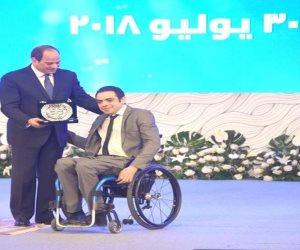 مصر تنحاز لأصحاب القدرات الخاصة.. 23 حقا وميزة لذوي الإعاقة في قانونهم الجديد