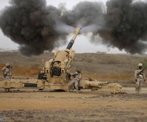 معارك السبت.. انتصارات للتحالف العربي في اليمن والجيش السعودي يطهر شريط المملكة الحدودي