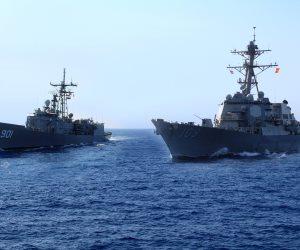 قائد القوات البحرية: تم إنشاء موانئ جديدة لاستيعاب معدات حديثة بالجيش المصرية