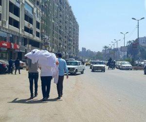 الطقس المجنون يضرب مصر من الجمعة: 4 درجات ارتفاع في الحرارة.. وأمطار سواحلية خفيفة