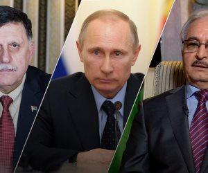 هل سيفتح بوتين جبهة جديدة فى ليبيا للرد على أمريكا؟