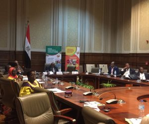 """""""الخارجية"""" تطالب البرلمان الإفريقي بحث مقترح """"عبد العال"""" الخاص بتجمع البرلمانيين في دول حوض النيل"""