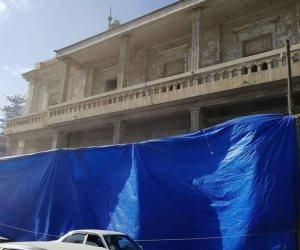 إحالة مسؤولين بحي الشرق بورسعيد للمحاكمة لاستخراج رخصة هدم لمبنى القنصلية الأمريكية سابقا