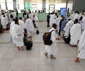 التضامن: تفويج أكثر من 5000 حاجا عائدا إلى مصر