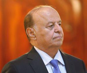 الرئيس اليمني يتحدث عن «اتفاق الرياض».. ودور السعودية والإمارات