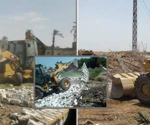 «استرداد أراضي الدولة» تفتح ملفي طرح النهر والثروة السمكية