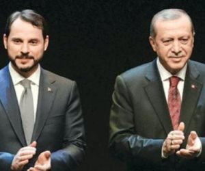 صهر أردوغان يزف الكوارث إلى الشعب التركي.. النمو الاقتصادي التركي يتراجع
